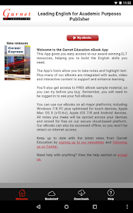 Garnet Education eBooks screenshot 0