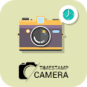 Timestamp Camera : Date, Time & Location icon
