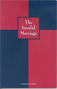 THE INVALID MARRIAGE