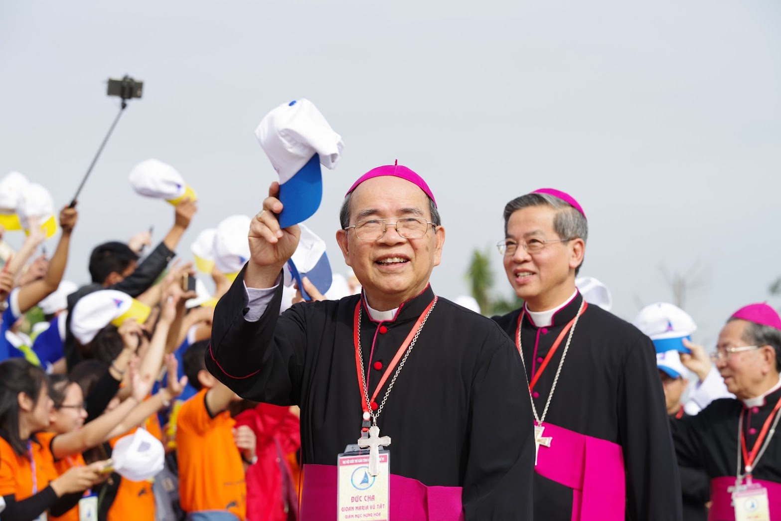 Những hình ảnh đẹp về lễ khai mạc Đại Hội Giới Trẻ giáo tỉnh Hà Nội lần thứ XV tại Thanh Hóa - Ảnh minh hoạ 15
