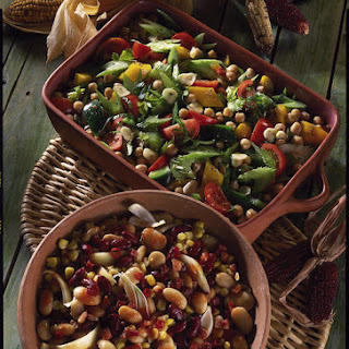 Bacon and Bean Salad