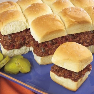 Sloppy Joe Slider Pull Aparts