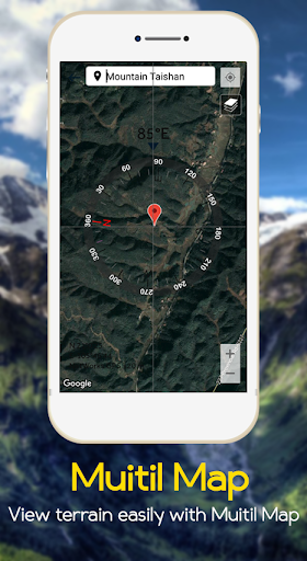 Digital Compass for Android 10.68 screenshots 3