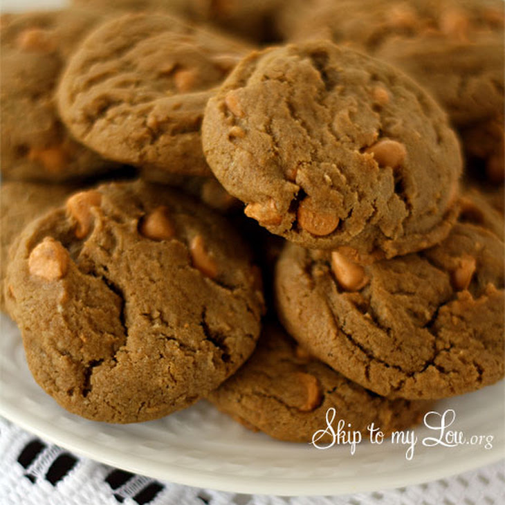 Gingerbread Butterscotch cookies Recipe | Yummly