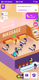 Idle Beauty Salon: Hair and nails parlor MOD (Unlimited Money) 4