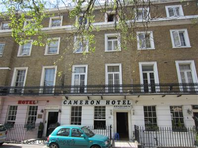 The Cameron Hotel On Sussex Gardens Bed Breakfast In