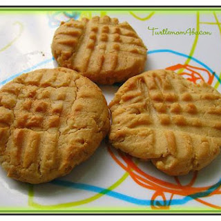 Honey - Peanut Butter Balls.
