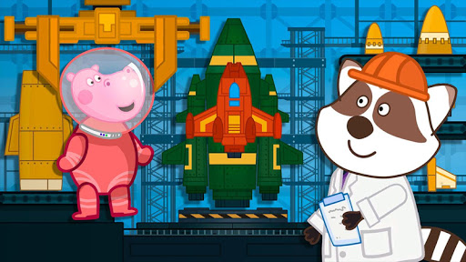 Space for kids. Adventure game android2mod screenshots 2