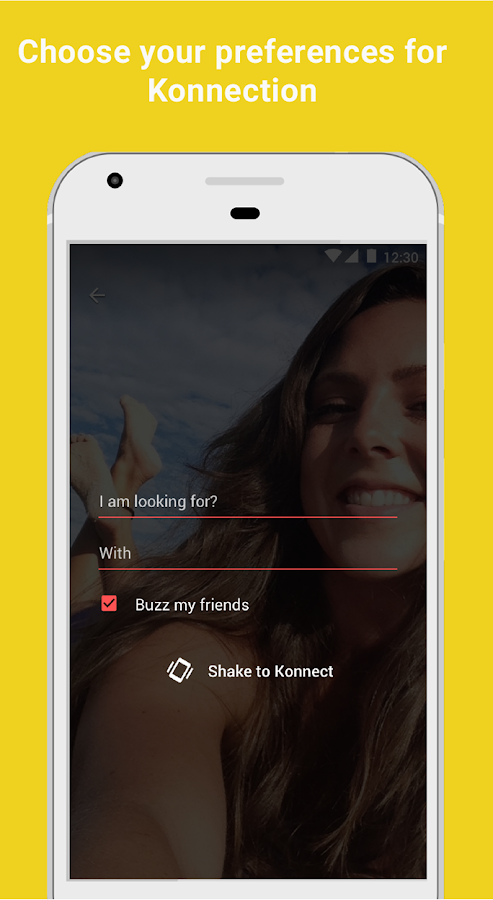 KOOD - Connect, Chat and Meet- screenshot