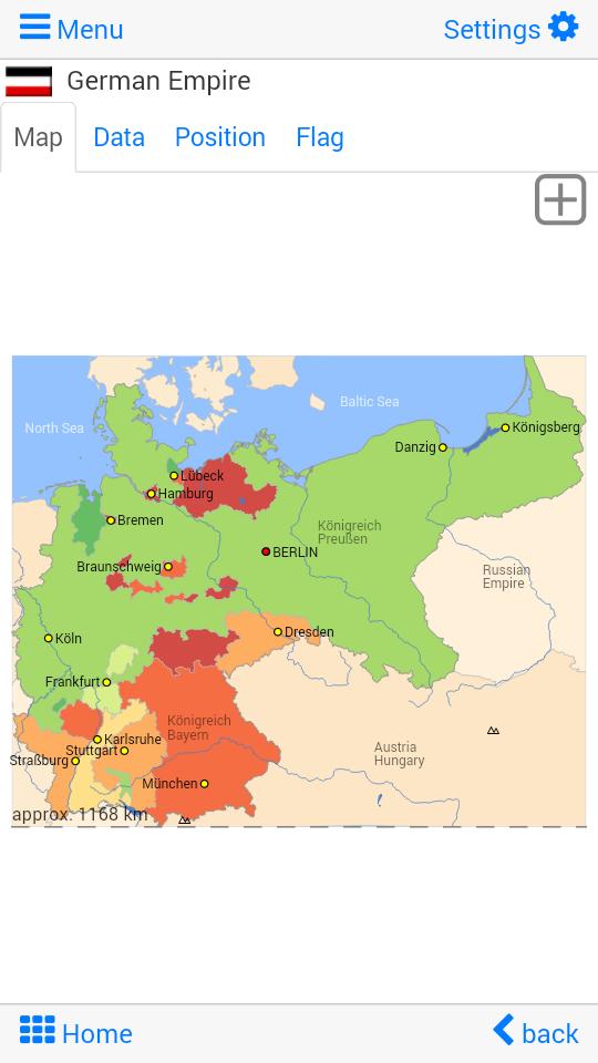World atlas & world map MxGeo Pro Screenshot 7