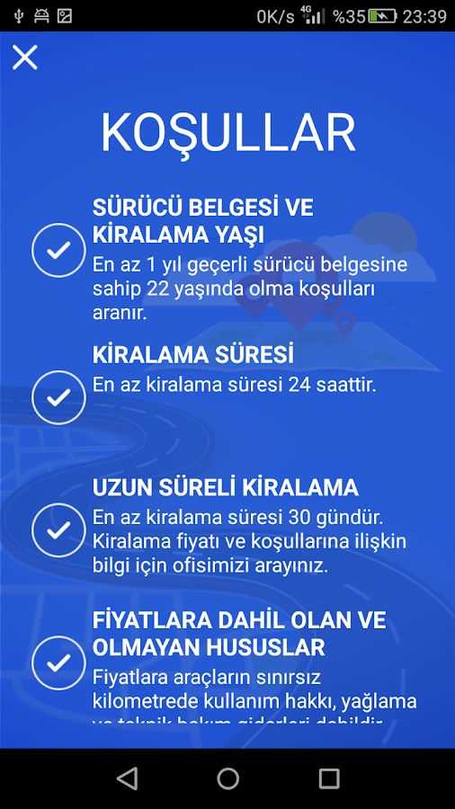 Vınn Rent A Car- screenshot