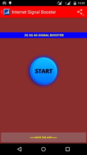 3G 4G Speed Stabilizer Prank