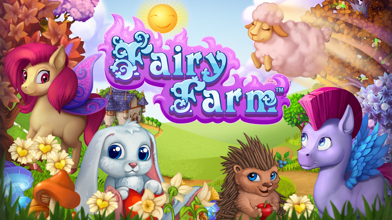 Fairy Farm- screenshot