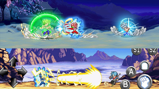 Legend Battle: super fighters - screenshot
