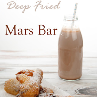 Deep Fried Mars Bar - Oh Yeah!