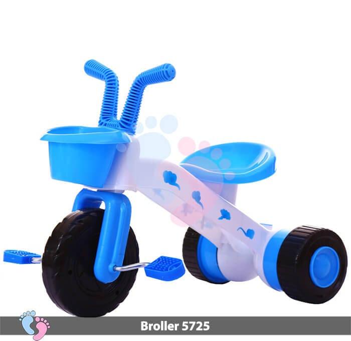 Xe đạp 3 bánh trẻ em Broller XD3-5725 6