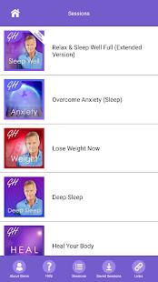 Relax & Sleep Well Hypnosis - screenshot thumbnail