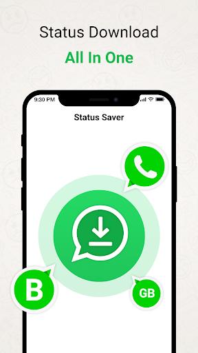 Status Saver for WhatsApp - Save & Download Status 1.3 screenshots 8