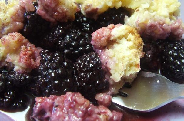 Gluten Free Blackberry Cobbler Recipe