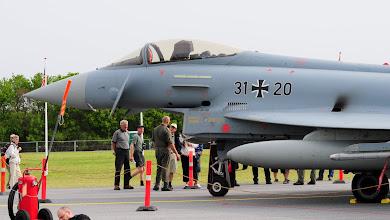Photo: Niemiecki Eurofighter Typhoon