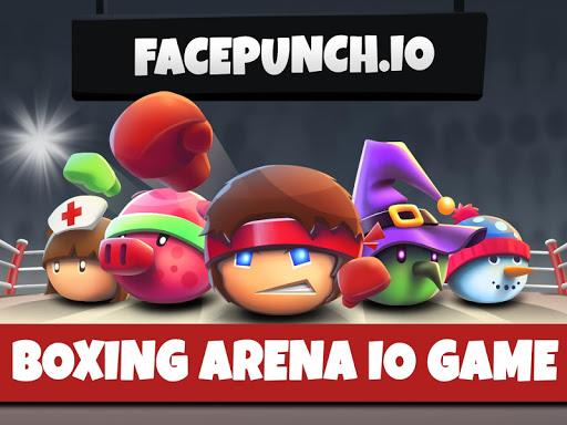 FacePunch.io Boxing Arena