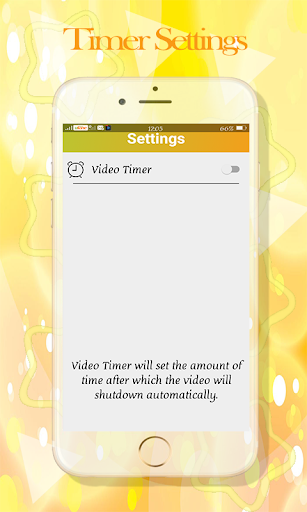 Video player : smooth & Background Player 1.2 screenshots 7