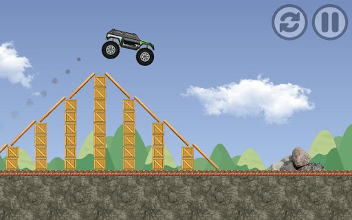 Monster Truck Xtreme Offroad Game modavailable screenshots 18