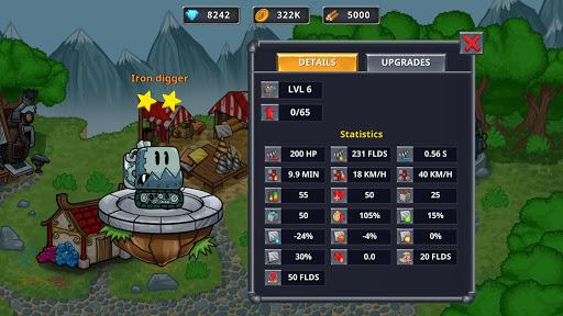 Digger Machine 2 - dig diamonds in new worlds 1.1.1 mod screenshots 4