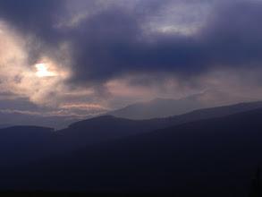 Photo: Hala Rysianka, Beskid Żywiecki - Babia Góra w chmurach
