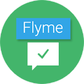 EvolveSMS Flyme Theme