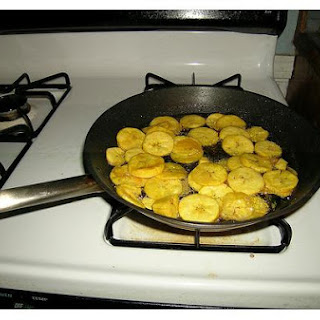 Twice Fried Bananas