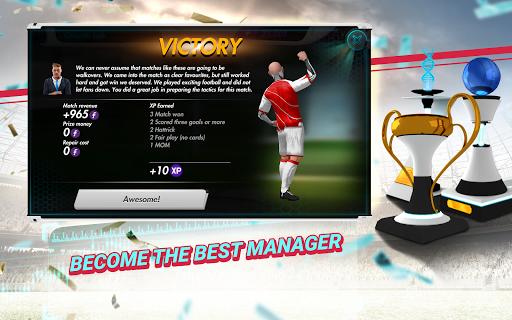 Futuball - Future Football Manager Game 1.0.27 screenshots 12