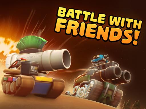 Pico Tanks: Multiplayer Mayhem 36.0.1 screenshots 8