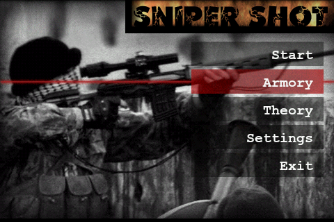 Sniper shot screenshot 2