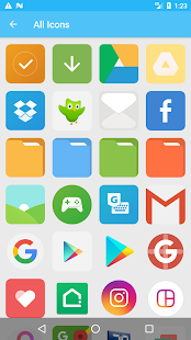 MIUI 8 Icon Pack & Wallpapers Screenshot