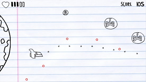 Doodles In Space- screenshot thumbnail