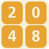 2048 Number Puzzle Game No Ads