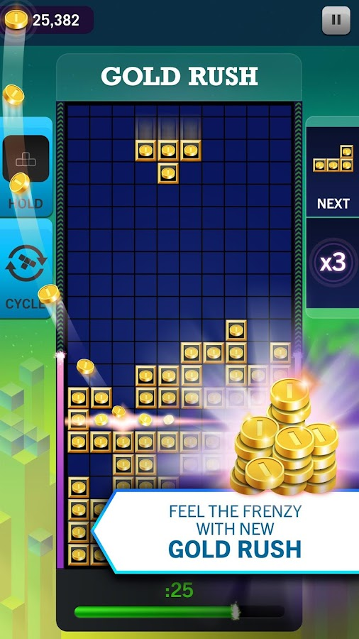 TETRIS® Blitz- screenshot