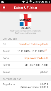 MEDICA- screenshot thumbnail