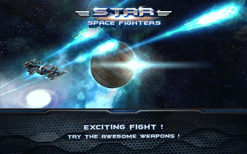 Galaxy War Fighter Mod Apk (Unlimited Money) 3