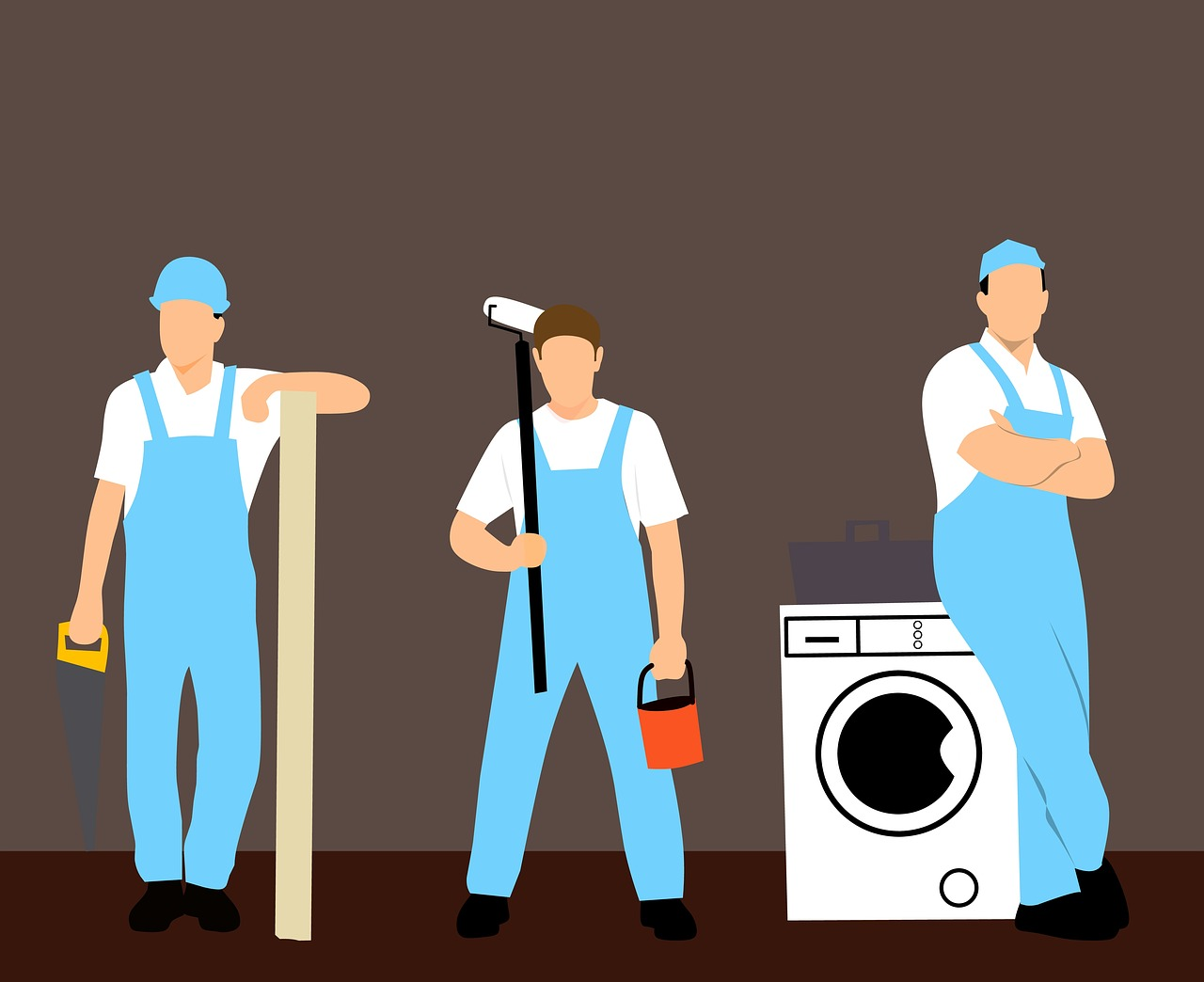 manage live chat for home improvement businesses