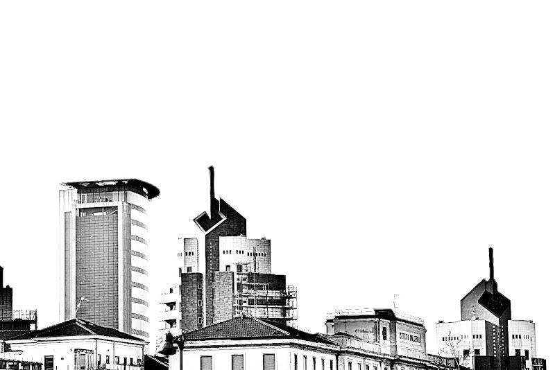 Le contraddizioni  delle metropoli  di a-mor