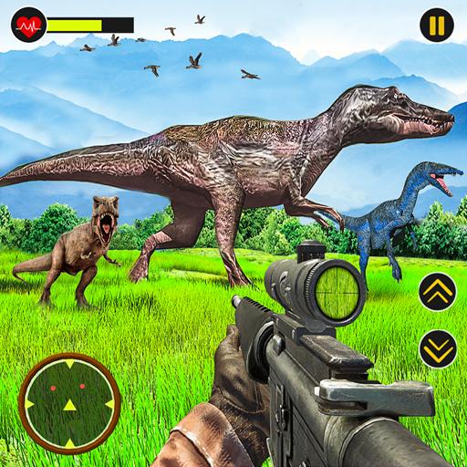 Dinosaurier safari Jäger - Dino Jagd Spiel