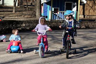 Photo: Bike Race