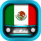 Radio Mexico Online : Mexican Radio Stations FM AM icon