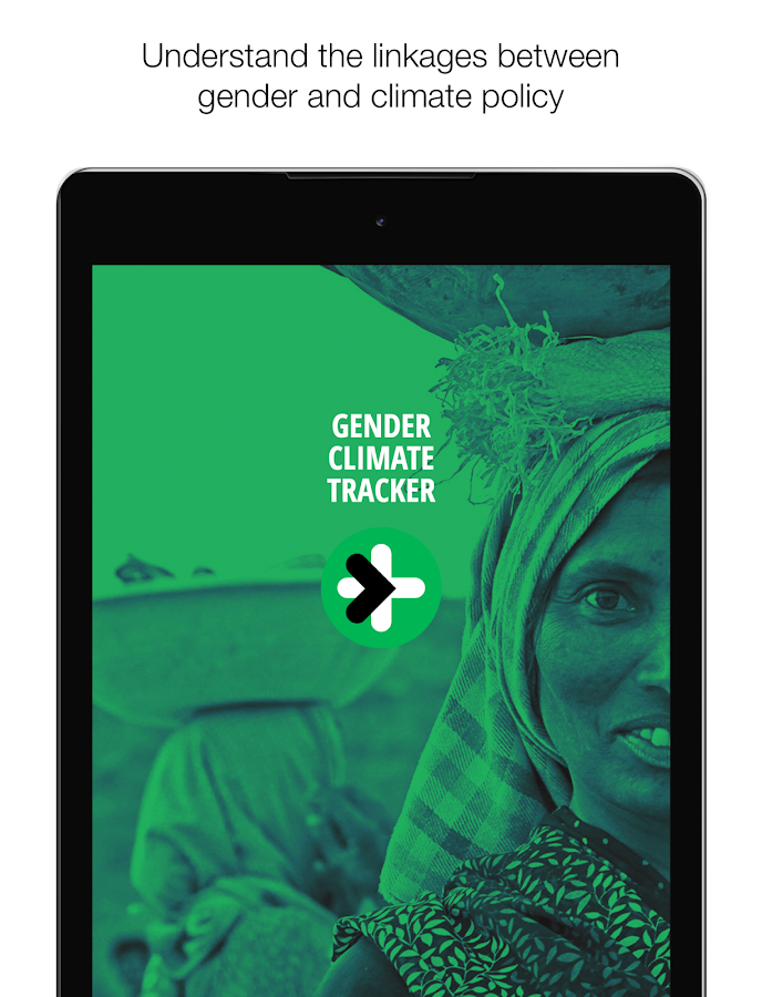 Gender Climate Tracker- screenshot