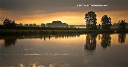 Photo: Landschappen Nieuwkerkse Kreek. Foto: Ellen Driessen-Paddlet