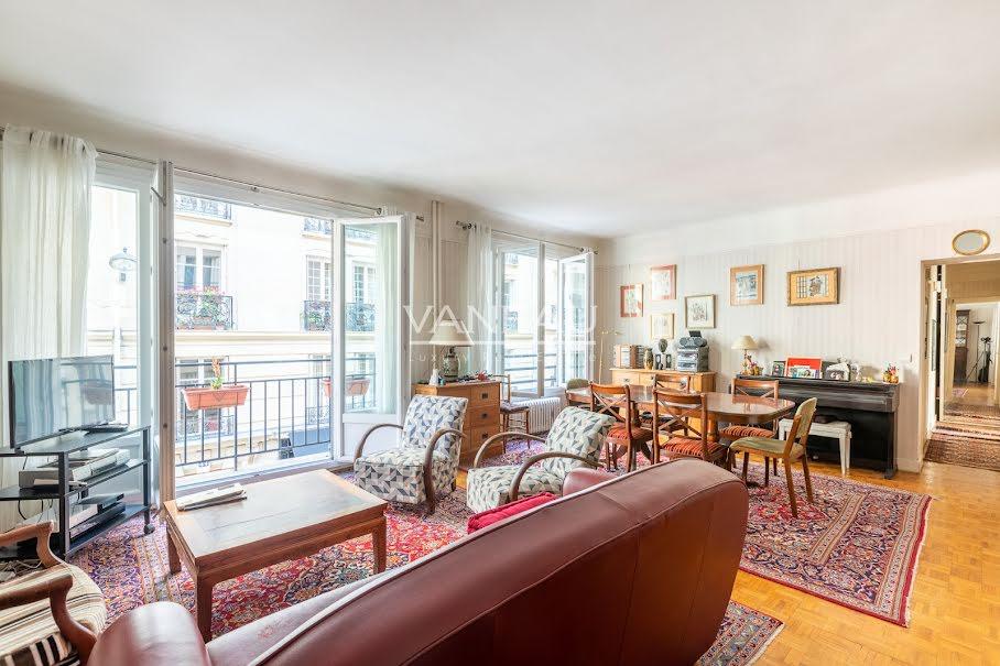 Vente appartement 4 pièces 99.3 m² à Paris 6ème (75006), 1 535 000 €
