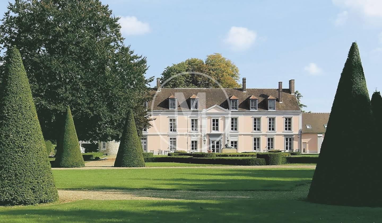 Château Crepy-en-valois