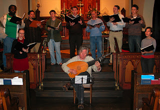 Photo: April 2007: Madrigalian Passions –– Anthony Rooley, director